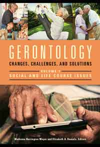 Gerontology cover image