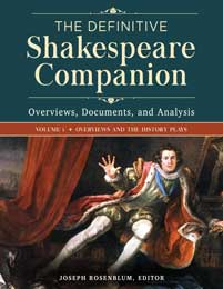 The Definitive Shakespeare Companion cover image
