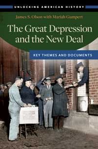 The Great Depression and the New Deal cover image
