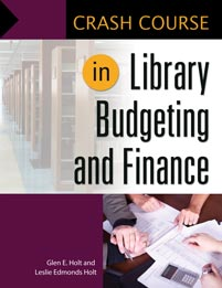 Crash Course in Library Budgeting and Finance cover image