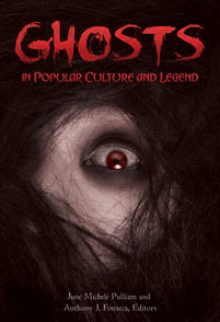Cover image for Ghosts in Popular Culture and Legend