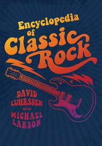Encyclopedia of Classic Rock cover image