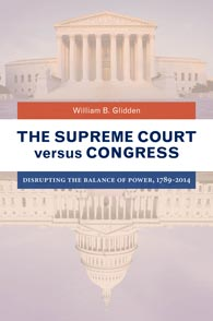 The Supreme Court versus Congress cover image