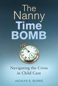 Cover image for The Nanny Time Bomb