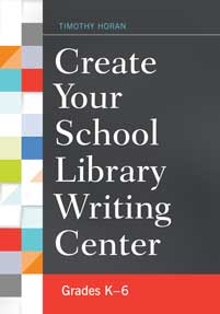 Create Your School Library Writing Center cover image