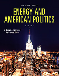 Cover image for Energy and American Politics