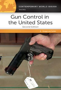 Cover image for Gun Control in the United States