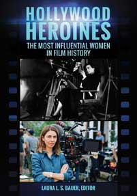 Cover image for Hollywood Heroines