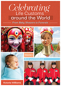 Cover image for Celebrating Life Customs around the World
