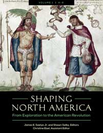 Cover image for Shaping North America