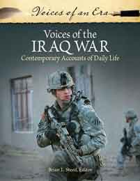 Voices of the Iraq War cover image