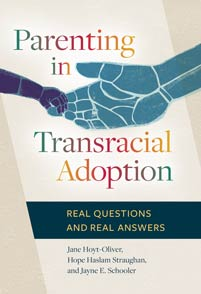 Cover image for Parenting in Transracial Adoption