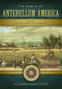 Cover image for The World of Antebellum America