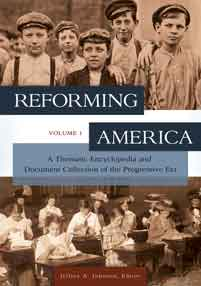 Cover image for Reforming America