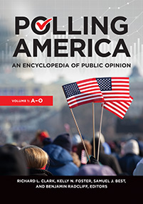 Cover image for Polling America