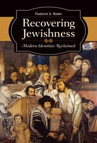 Recovering Jewishness cover image