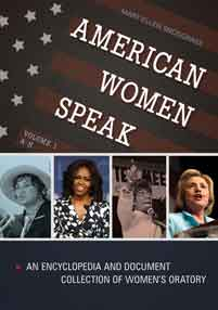 Cover image for American Women Speak