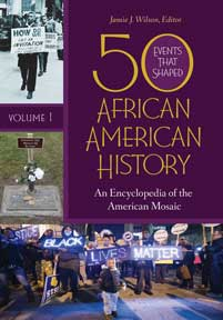 Cover image for 50 Events That Shaped African American History