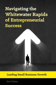 Navigating the Whitewater Rapids of Entrepreneurial Success cover image