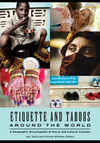 Etiquette and Taboos around the World cover image