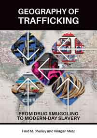 Cover image for Geography of Trafficking