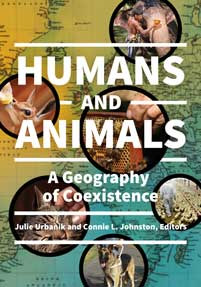 Cover image for Humans and Animals