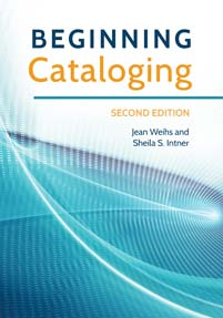 Cover image for Beginning Cataloging
