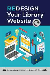 Cover image for Redesign Your Library Website
