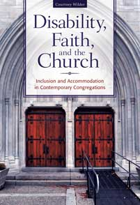 Disability, Faith, and the Church cover image