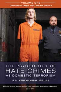 The Psychology of Hate Crimes as Domestic Terrorism cover image