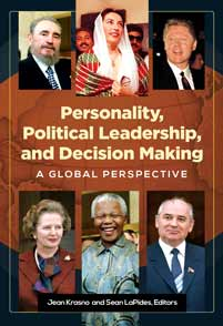 Personality, Political Leadership, and Decision Making cover image