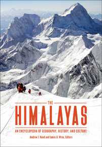 Cover image for The Himalayas