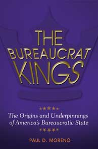 The Bureaucrat Kings cover image