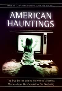 Cover image for American Hauntings
