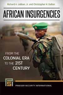 Cover image for African Insurgencies