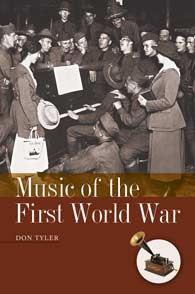 Cover image for Music of the First World War