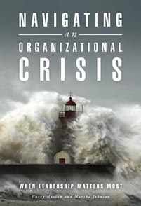 Cover image for Navigating an Organizational Crisis