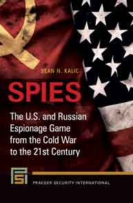 Cover image for Spies