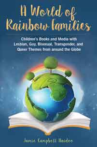 Cover image for A World of Rainbow Families