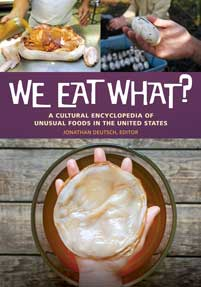 Cover image for We Eat What?