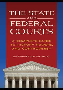 Cover image for The State and Federal Courts