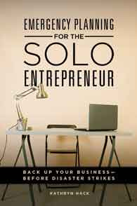 Emergency Planning for the Solo Entrepreneur cover image
