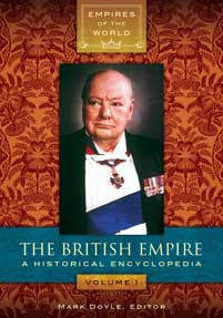 Cover image for The British Empire