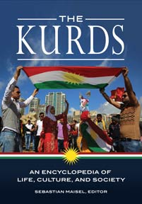 Cover image for The Kurds