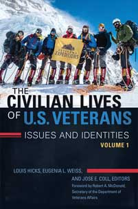 Cover image for The Civilian Lives of U.S. Veterans
