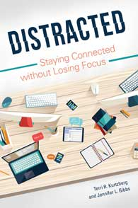 Cover image for Distracted
