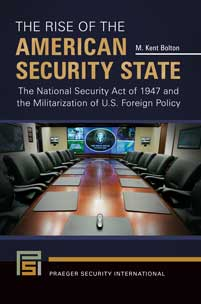 The Rise of the American Security State cover image