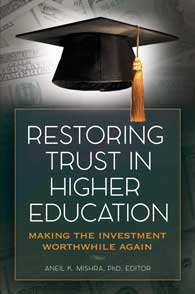 Restoring Trust in Higher Education cover image