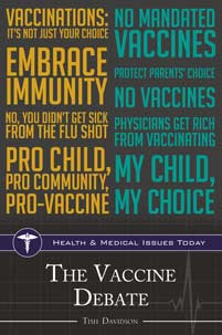 Cover image for The Vaccine Debate
