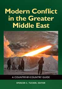 Modern Conflict in the Greater Middle East cover image